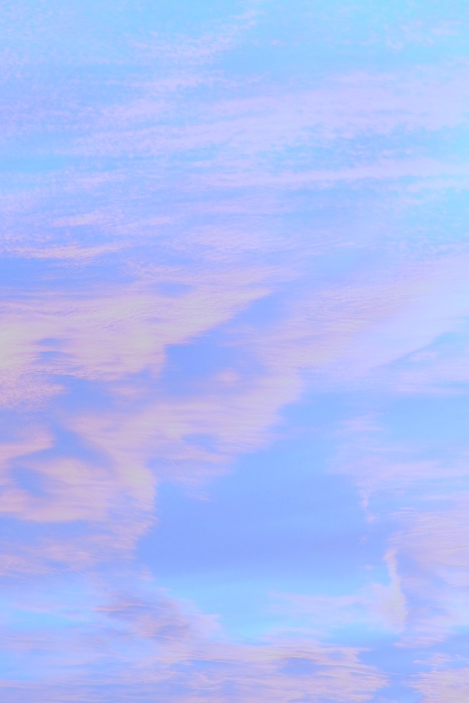 Abstract sky by homeschoolmom