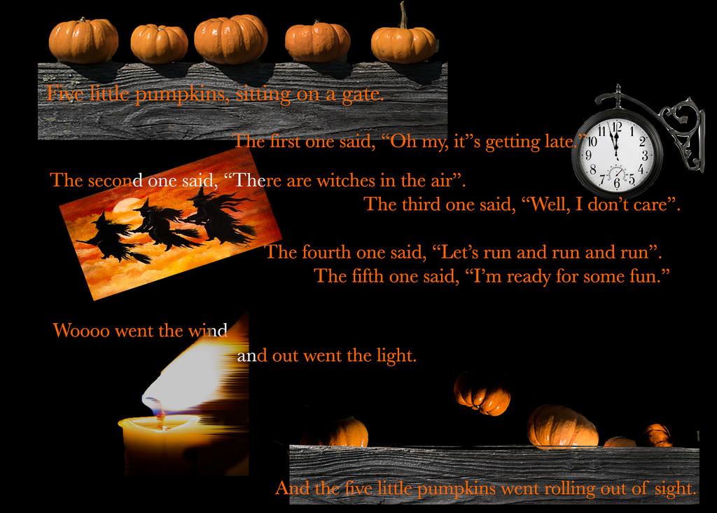 Get-Pushed 275 Five Little Pumpkins by randystreat
