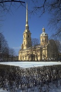28th Nov 2017 - 28 Peter and Paul Cathedral - Saint Petersburg, Russia