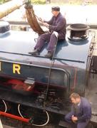 1st Nov 2017 - Railway men