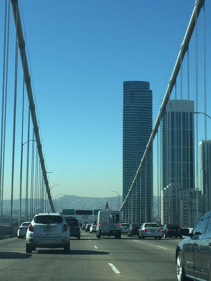 Arriving in San Francisco by darsphotos