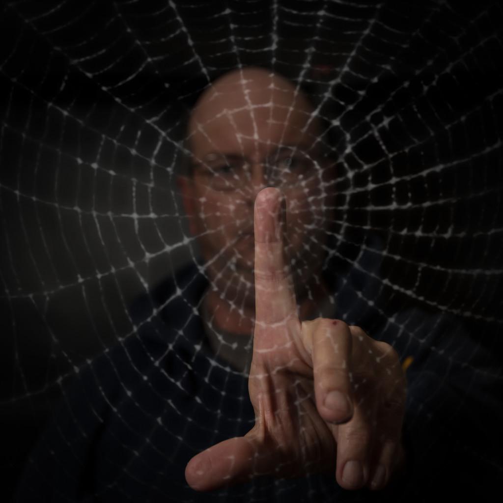 I've found the Dark Web! by mikegifford