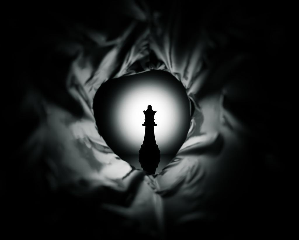 dark lady by northy