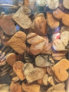 1st Nov 2017 - Wooden hearts