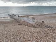 4th Nov 2017 - Beach groynes
