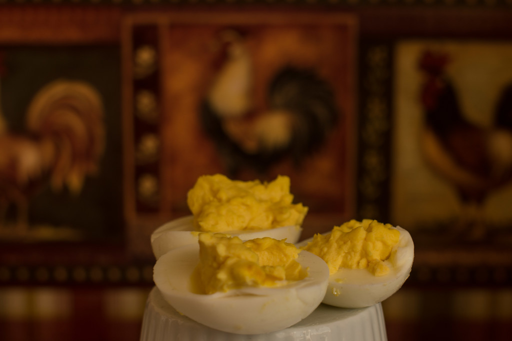 Deviled Eggs by farmreporter
