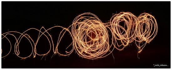 Crazy Sparkles.. by julzmaioro