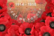 8th Dec 2017 - 38 Lest We Forget - 1914-1918