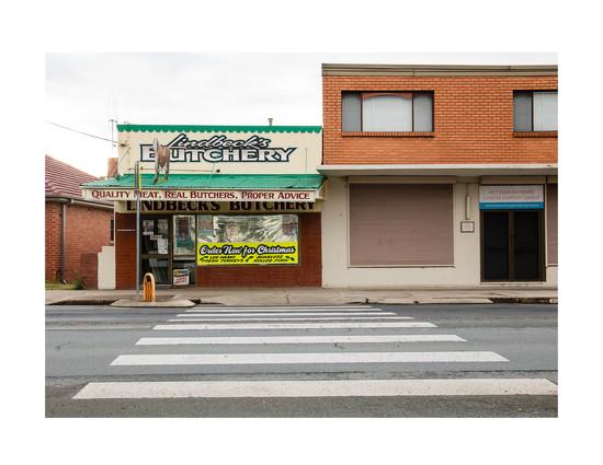 Urban Exploration - Lindbeck's Butchery by nicolecampbell