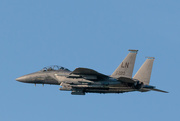 6th Nov 2017 - 2017 11 06 - SIDE ON F15