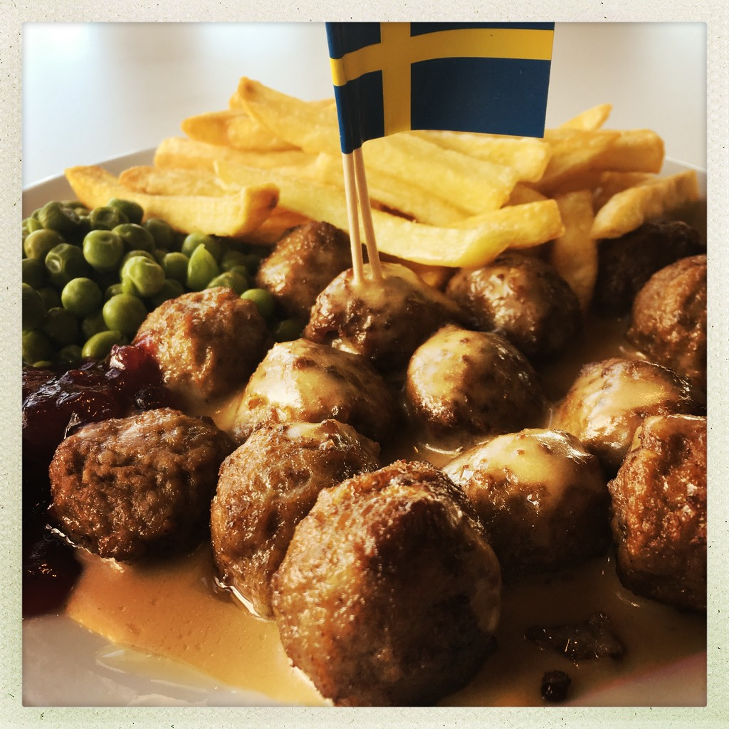 Meatballs by andycoleborn