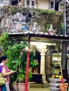 5th Nov 2017 - The temple in the business area of Mumbai
