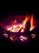 5th Nov 2017 - Fire Pit Warmth