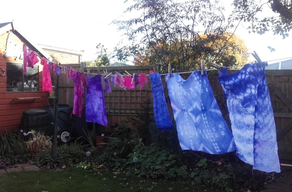 'Dye happy' by busylady