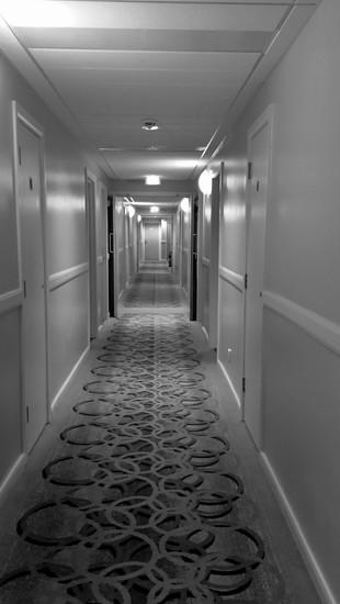 The corridor of nightmares...  by peadar