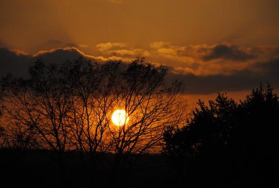 Sunday Sunset by genealogygenie