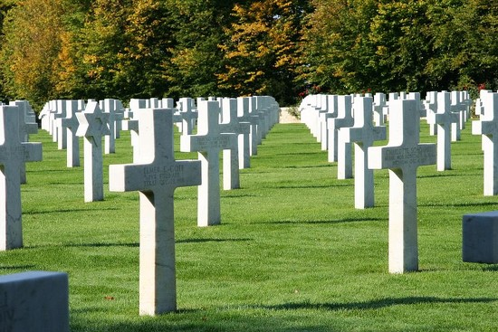 40 Saint Mihiel American Cemetery by travel