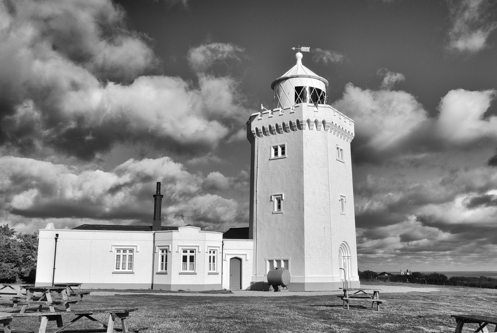 South Foreland Lighthouse by fbailey