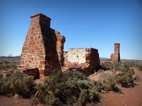 Pondanna Ruins by judithdeacon