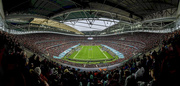 1st Oct 2017 - Day 274, Year 5 - Wide-Angle Wembley