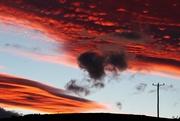 6th Nov 2017 - sunset ways