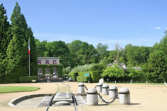 42 Armistice Clearing in Compiegne by travel