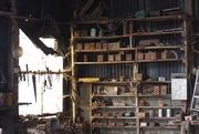 10th Nov 2017 - Abandoned workshop