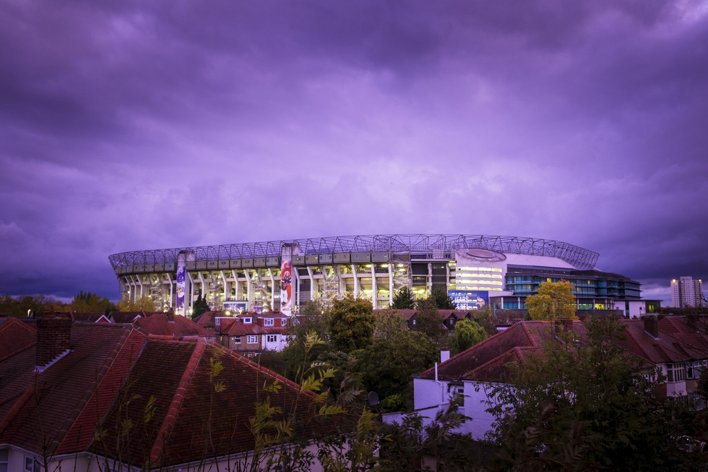 Day 302, Year 5 - Early Morning At Twickenham by stevecameras