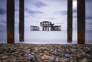 31st Oct 2017 - Day 304, Year 5 - West Pier, Brighton