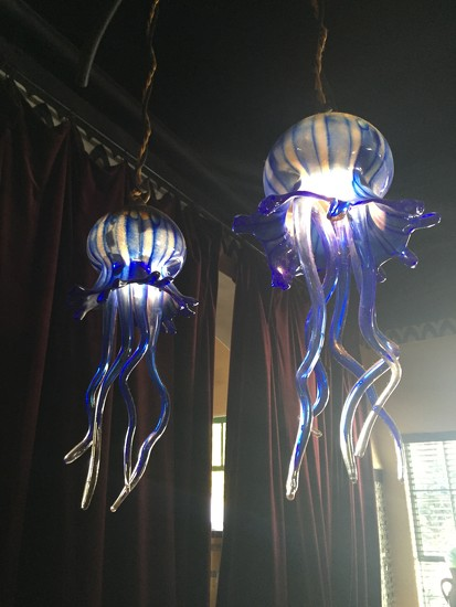 Octopus Lights by andewein