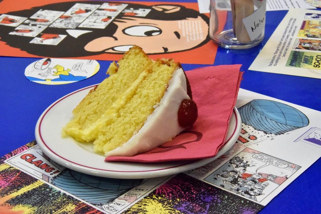 Lemon Cake by rosiekind