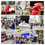12th Nov 2017 - COLLAGE Sunday at the mall