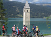 15th Dec 2017 - 45 Tower in Lake Reschen