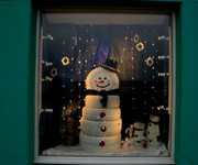 13th Nov 2017 - Tyred Snowman