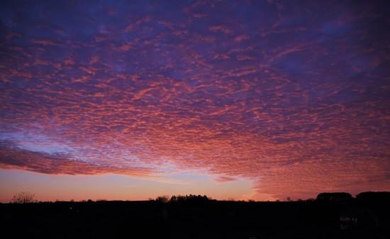 Morning Sky by caitnessa