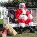 This Santa lost his HO! HO! HO!