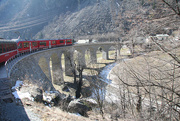 17th Dec 2017 - 47 Bernina Express in Winter