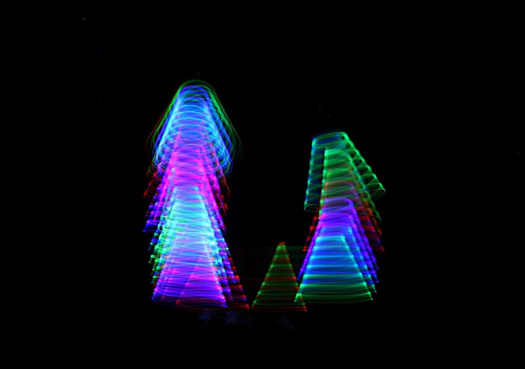 Christmas Lights by olivetreeann