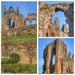 Whitby Abbey - unfortunately closed so couldn't get the shots I wanted but I shall return sometime!