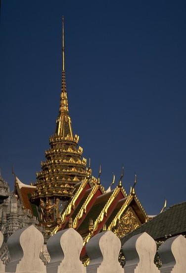 48 Bangkok Grand Palace by travel