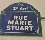 13th Nov 2017 - Rue Marie Stu-heart.