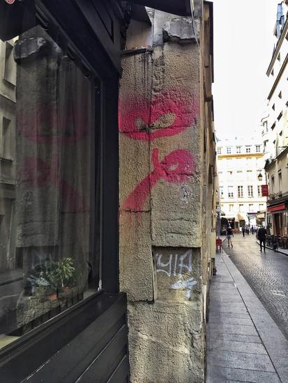 Pink heart.  by cocobella