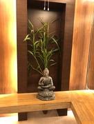 13th Nov 2017 - Buddha brass statue