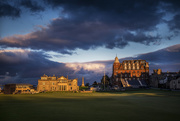 7th Oct 2017 - Day 280, Year 5 - Sundown At St. Andrews