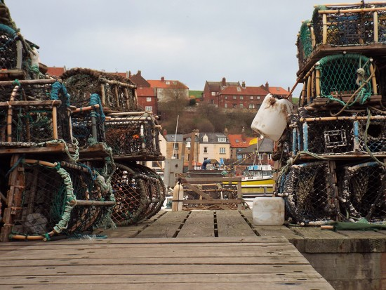 Whitby lobster pots by suzanne234
