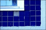 18th Nov 2017 - Squares of Blue and White