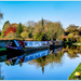 The Grand Union Canal,Stoke Bruerne