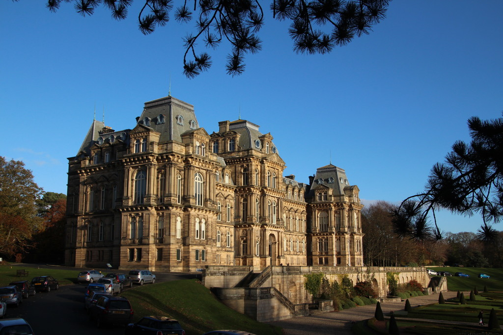 Bowes Museum by busylady
