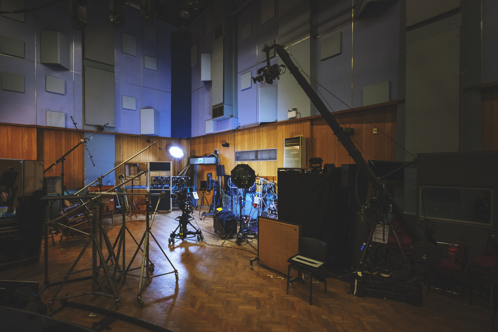 Day 320, Year 5 - Abbey Road, Studio 1 by stevecameras
