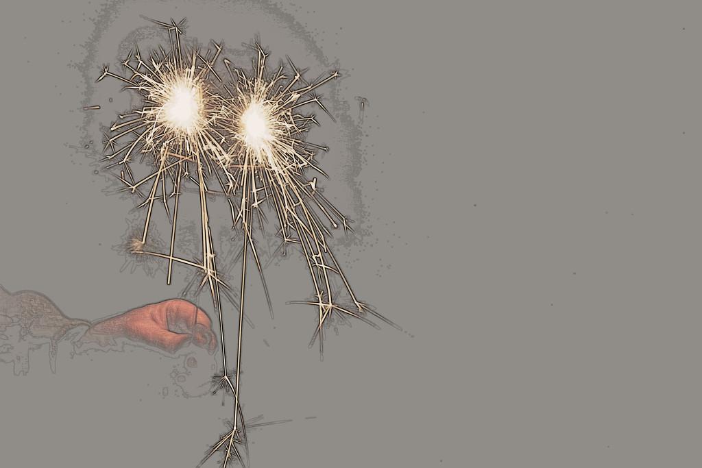 Sparkler  by gq
